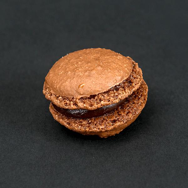 Macaron chocolat - Maison Daniel