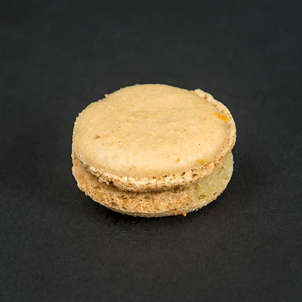 Macaron citron - Maison Daniel