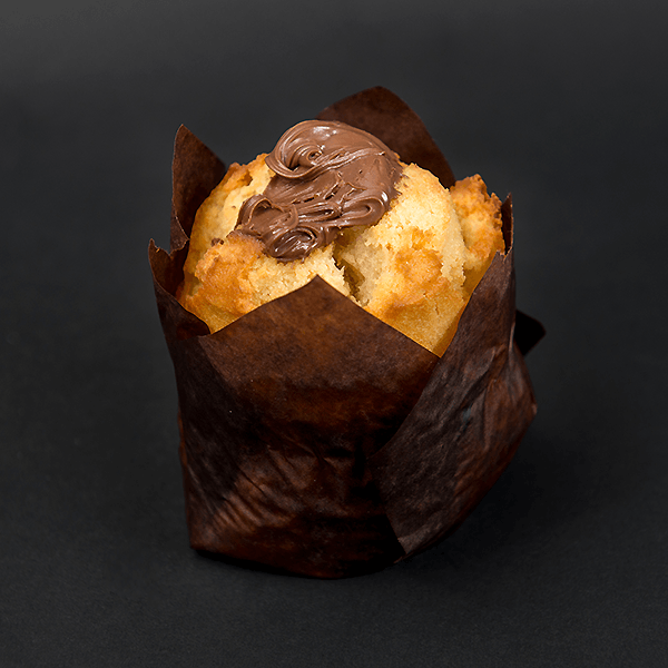 Muffin Nutella - Maison Daniel