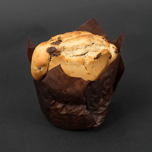 Muffin pépites chocolat - Maison Daniel
