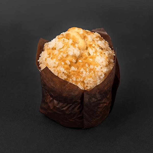 Muffin au sucre - Maison Daniel